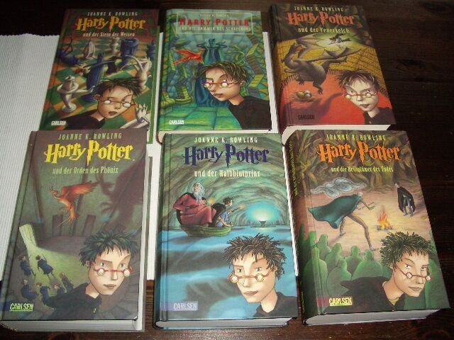 Meine Bücher dieser Autorin, die mich begeistert haben!