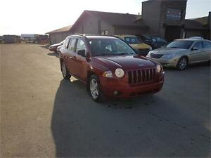 2007 Jeep Compass Sport *FACTORY REMOTE START, VERY LOW KM*