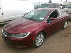 2015 Chrysler 200 GREAT ON GAS / NO PAYMENTS FOR 6 MONTHS !!