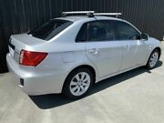 2010 Subaru Impreza MY10 R (AWD) Silver 5 Speed Manual Sedan Phillip Woden Valley Preview
