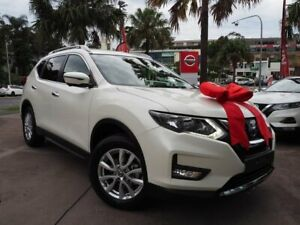 2020 Nissan X-Trail T32 Series II ST-L X-tronic 4WD White 7 Speed Constant Variable Wagon Brookvale Manly Area Preview