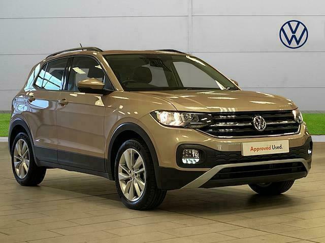 2019 Volkswagen T-Cross 1.0 Tsi Se 5Dr Estate Petrol Manual