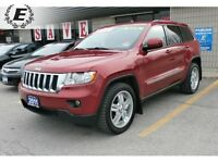 2011 Jeep Grand Cherokee Laredo WITH HEATED LEATHER