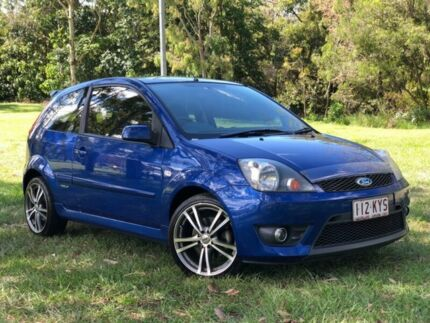2008 Ford Fiesta WQ XR4 5 Speed Manual Hatchback