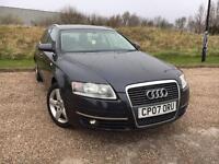 Audi A6 Avant 2.0TDI 2007 SE *FULL SERVICE HISTORY, NEW MOT & SERVICE*