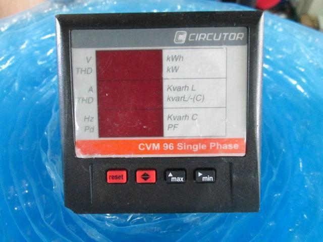 CIRCUTOR CVM96-SP-ITF-RS485-C2 Power Analyser 300V 5A