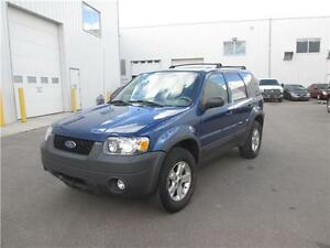 2007 ford escape sale or trade financing available