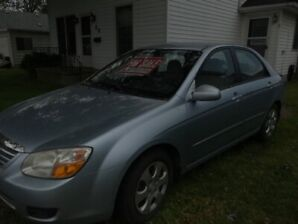2007 KIA Spectra LX for SALE