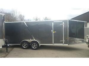 FULLY LOADED SNOWMOBILE TRAILERS AT DISCOUNTED PRICES ALL SIZES London Ontario image 3