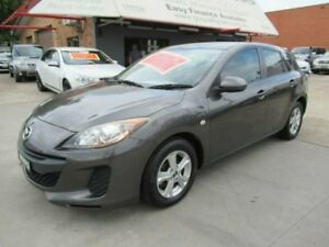 2012 Mazda 3 BL 11 Upgrade Neo 5 Speed Automatic Hatchback