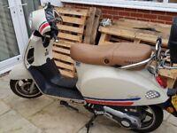 125 Boatian Monza Moped