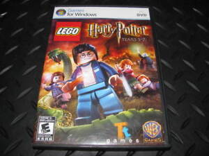 Lego Harry Potter Years 5-7 PC Video Game