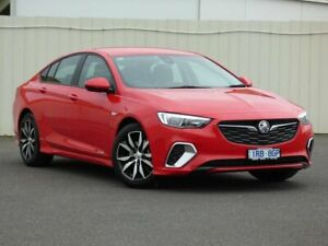 2019 Holden Commodore ZB MY19 RS Liftback AWD Red 9 Speed Sports Automatic Liftback Sunbury Hume Area Preview