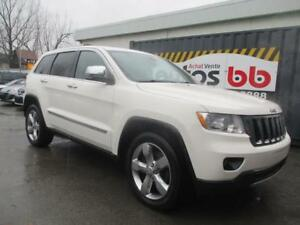 2011 Jeep Grand Cherokee LIMITED ( HEMI - CUIR LIMITED )