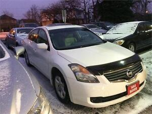 2008 Nissan Altima 2.5, auto,leather,ONLY 123K, sunroof, alloy