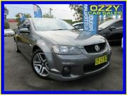 2010 Holden Commodore VE MY10 SV6 Grey 6 Speed Automatic Sedan Minto Campbelltown Area Preview