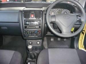 2010 Hyundai Getz VERY LOW K's & VERY LONG REGISTRATION