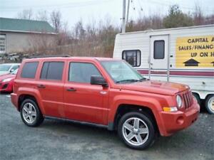 FINANCING AVAILABLE 2008 Jeep Patriot Sport 4x4 , NEW MVI!