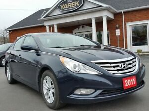 2011 Hyundai Sonata GLS, Heated Seats, Pwr Sunroof, Alloy Wheels