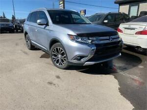 2016 Mitsubishi Outlander GT LEATHER ROOF CAMERA 7 SEATS REMOTE