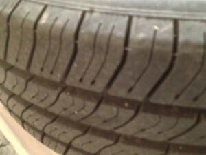 Set of 14 in Summer Tires