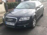Audi A6 2.0 diseal very low milage 74000!!
