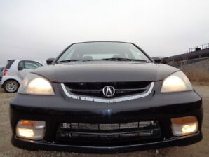 2004 ACURA EL PREMIUM EDITION-LEATHER-SUNROOF-1.7L 4 CYL AUTO