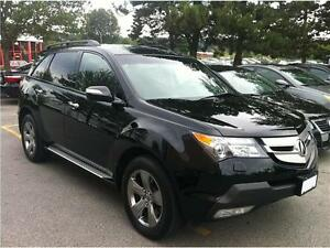2009 ACURA MDX **TECHNOLOGY PACKAGE**