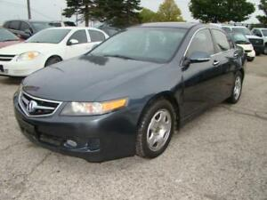 2006 ACURA TSX -  CLEAN
