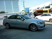 2013 Mercedes-Benz C250 W204 MY13 CDI Avantgarde BE Diamond Silver 7 Speed Automatic G-Tronic Sedan Moorooka Brisbane South West Preview