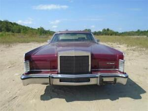 1979 Lincoln Continental - Certified