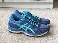 Asics Gel-Cumulus 17 - Size 7 Used 2-3 times. In very good condition