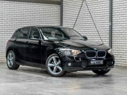 2013 BMW 1 Series F20 125i Steptronic Black 8 Speed Sports Automatic Hatchback Acacia Ridge Brisbane South West Preview