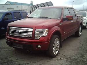 2013 Ford E-150 Limited Pickup Truck