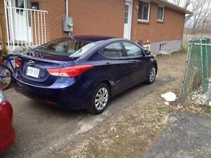 2011 Hyundai Elantra L Sedan Kitchener / Waterloo Kitchener Area image 1