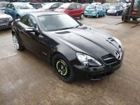 MERCEDES SLK200 KOMPRESSOR - WA08VYW - DIRECT FROM INS CO
