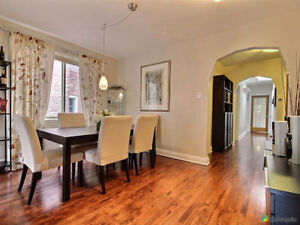 outremont/mile-end apartment(parking included) great street