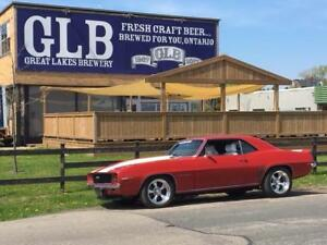 1969 Chevrolet Camaro Restomod for sale