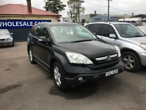 2007 Honda CR-V RE Sport Black Manual Wagon