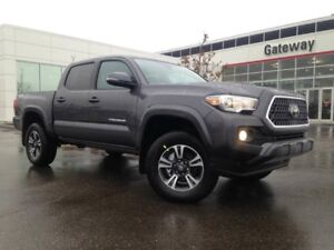 2019 Toyota Tacoma 4WD TRD Sport 4x4 Double Cab 127.4 in. WB