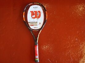 Wilson burn 100 ULS Ultra lite brand new tennis racket
