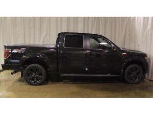 2013 Ford F150 FX4 Appearance Package Super Crew 4X4 3.5L Ecoboo