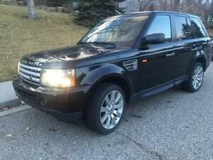 2007 Land Rover Range Rover Sport SUPERCHARGED NO ACCIDENTS!