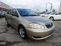 2008 Toyota Corolla,CERTIFIED,3 POWERTRAIN WARRANTY AVAILABLE!!