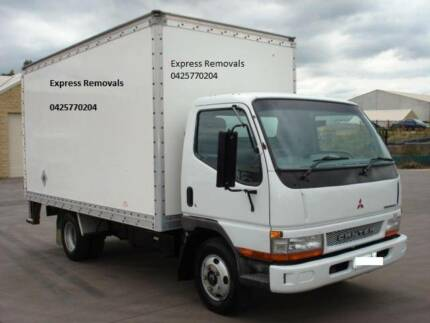 EXPRESS REMOVALS....PICK UP & DELIVERY FROM $40 Ph Sydney City Inner Sydney Preview