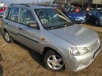 MAZDA DEMIO 1.5 GSI 5d 74 BHP (silver) 2002