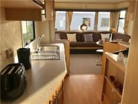 Static Caravan For Sale 2 Bedroom Martello Beach Holiday Park 2018 Site Fees Included