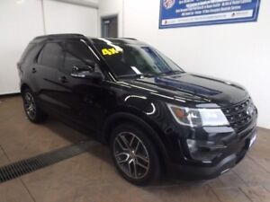 2016 Ford Explorer Sport 4WD LEATHER NAVI SUNROOF
