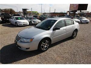 2005 Saturn Ion * INSPECTED RELIABLE SEDAN *