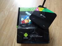 Android Smart TV Box.